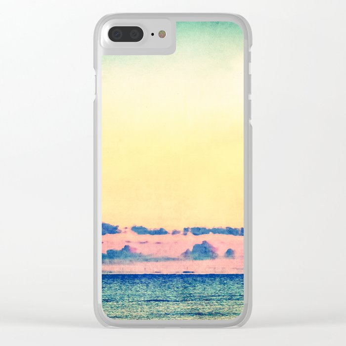 You Should Be Here Clear iPhone Case