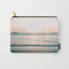 California Seaside Carry-All Pouch