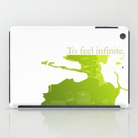 infinite iPad Cases featuring Infinite by kimberlyjyDesigns