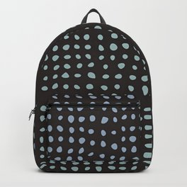 A Snowy Day - Abstract Minimalist Backpack