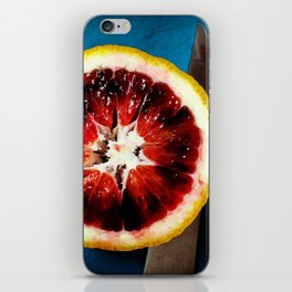Blood Orange iPhone Skin