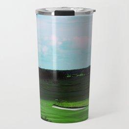 Golf Game Goals Travel Mug