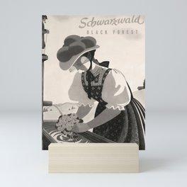 Affiche Schwarzwald Black Forest Mini Art Print