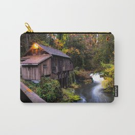 19th Century Grist Mill Carry-All Pouch