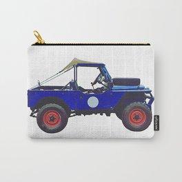 1955 Land Rover - Mavis Carry-All Pouch