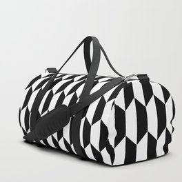 Hexa Checkers Duffle Bag