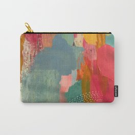 CLOUD COLOR Carry-All Pouch