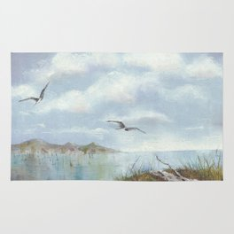 Bowers Beach Delaware Rug
