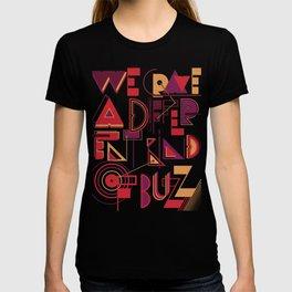 A Different Buzz T-shirt