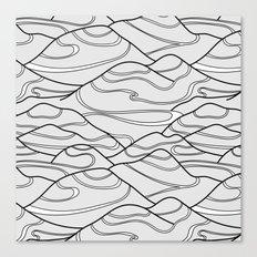 Serpentines Canvas Print
