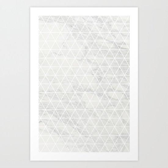 TriangUlina Art Print