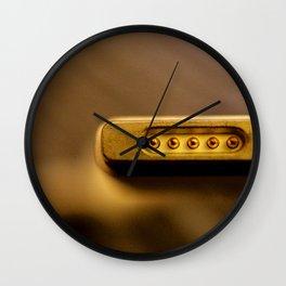 Prise Wall Clock