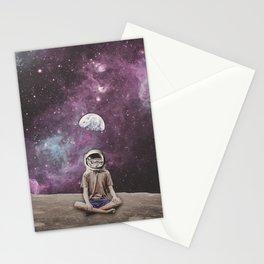 PSYCHONAUT UNIVERSE MEDITATION Stationery Cards