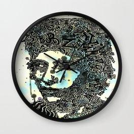 Bob Dylan #2 Wall Clock