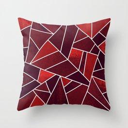 Cozy Christmas Throw Pillow