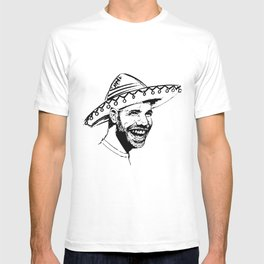 Drake in Sombrero T-shirt