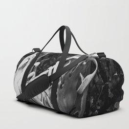 Abandoned Converse Duffle Bag