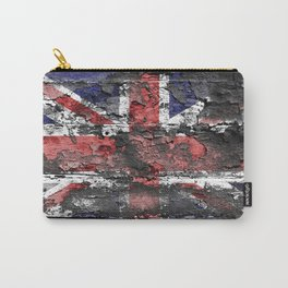 Union Jack (United Kingdom Flag) Carry-All Pouch
