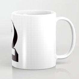 Lucky Number Two ... 2 Coffee Mug