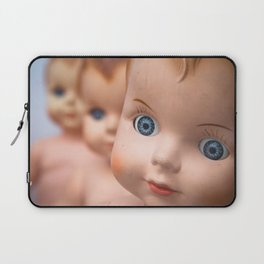 Baby Blue Eyes Laptop Sleeve