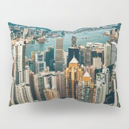 Golden Harbour Pillow Sham