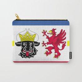 Flag of Mecklenburg-Vorpommern (Mecklenburg-West Pomerania) Carry-All Pouch
