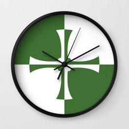 Kirkcudbrightshire fag Wall Clock