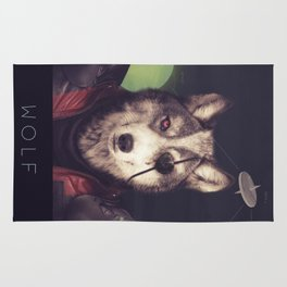 Star Team - Wolf Rug