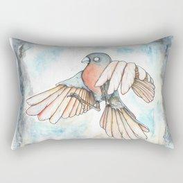 the sparrow, Rectangular Pillow