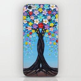 Kaleidoscope Dreams iPhone Skin