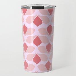 Pink 60s Travel Mug