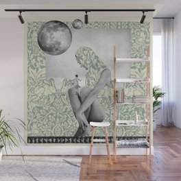 Dance to the Two Moons Wall Mural