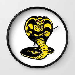 The Karate Kid Wall Clock