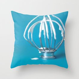 Lick it Throw Pillow