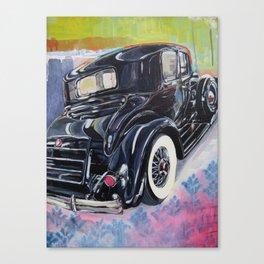 Packard Canvas Print