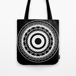 Untitled mandala I Tote Bag