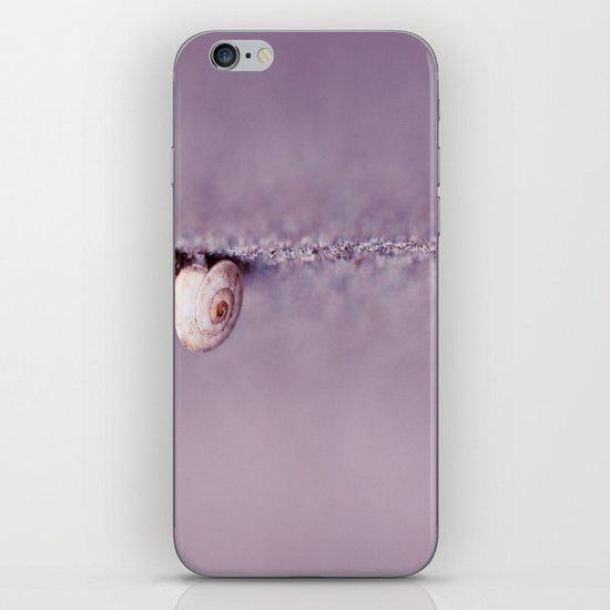 Snail on Crack iPhone & iPod Skin