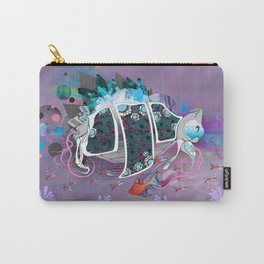 Old Elsie and the Storm Carry-All Pouch