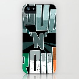 Ireland Pride Loud N Proud iPhone Case