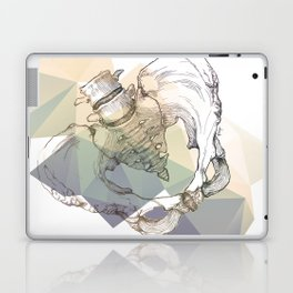 Pelvic Bone Laptop & iPad Skin