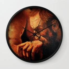 Incredulity of Thomas Wall Clock