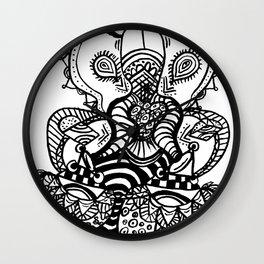 Oh My Goddess Wall Clock