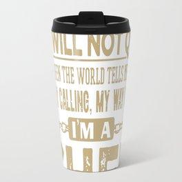 IM A CHEF Travel Mug