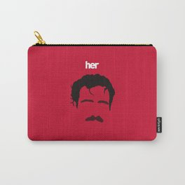 Her is Spike Jonze Carry-All Pouch