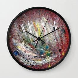 Cosmic cig5 Wall Clock