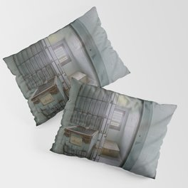 Solitary Confinement Cell Pillow Sham