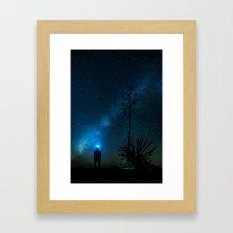 El Mirador, Guatemala Framed Art Print