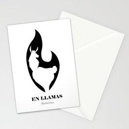 En LLamas Stationery Cards