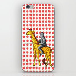 The Knight iPhone Skin