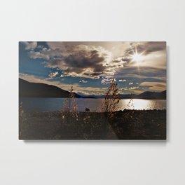 Lake Tekapo (4) Metal Print